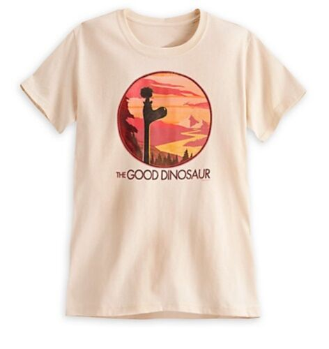 Disney Store The Good Dinosaur Arlo Spot Womens T Shirt Tee Size M L XL XXL NWT