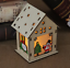 LED-Light-Wood-HOUSE-Cute-Christmas-Tree-Hanging-Ornaments-Holiday-Decoration thumbnail 14