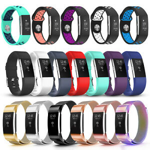 Fitbit-Charge-2-Various-Luxe-Band-Replacement-Wristband-Watch-Strap-Bracelet-AU