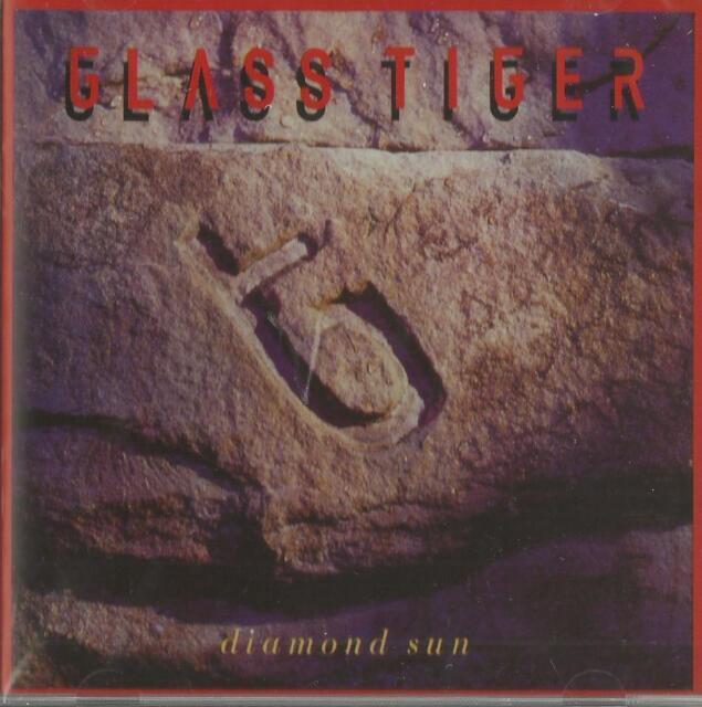 Glass Tiger - Diamond Sun ( CD 2012 ) NEW / SEALED