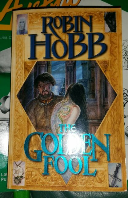 The Golden Fool by Robin Hobb (Paperback, 2003)