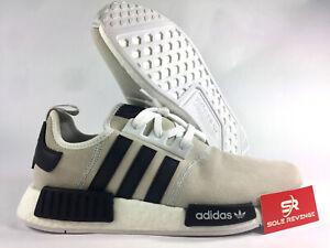 NEW-adidas-NMD-R1-XENO-Gray-White-Boost-Shoes-F97418-White-Black-Blue-c1
