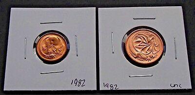 "1975 10c PROOF COIN EX  SET /"" AUSTRALIAN /"" Ten Cent 10c 2x2 HOLDER"