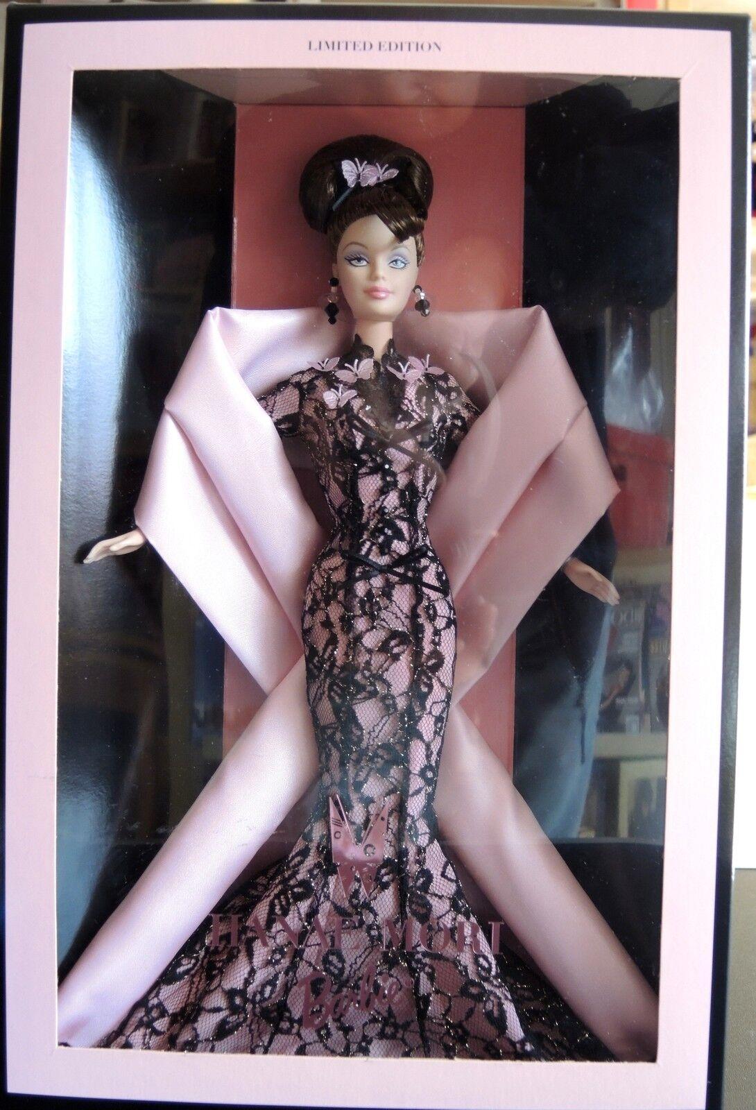 Barbie de collection par le couturier Hanae Mori