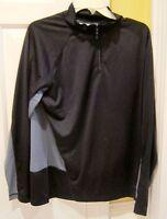 Magnum Cardio Crew Long Sleeve Black Shirt 90015 Xxl