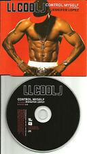 LL COOL J w/ JENNIFER LOPEZ Control Myself w/RADIO TRK EUROPE PROMO DJ CD single