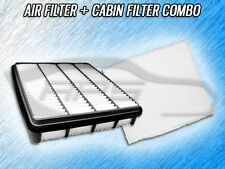AIR FILTER CABIN FILTER COMBO FOR 2009 2010 2011 2012 2013 2014 TOYOTA TUNDRA