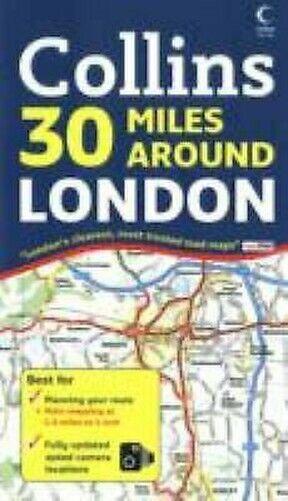 30 Meilen um London
