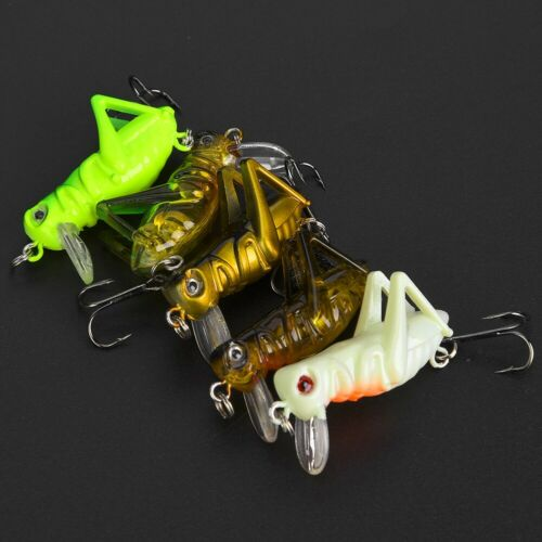 Insect Fish Lure Set Insect Fish Bait Bait Corrosion Resistant For Sea//Fresh