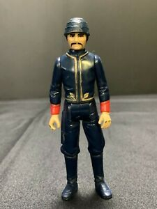 Vintage Star Wars Bespin Guard  Action Figure 1980 Kenner Incomplete