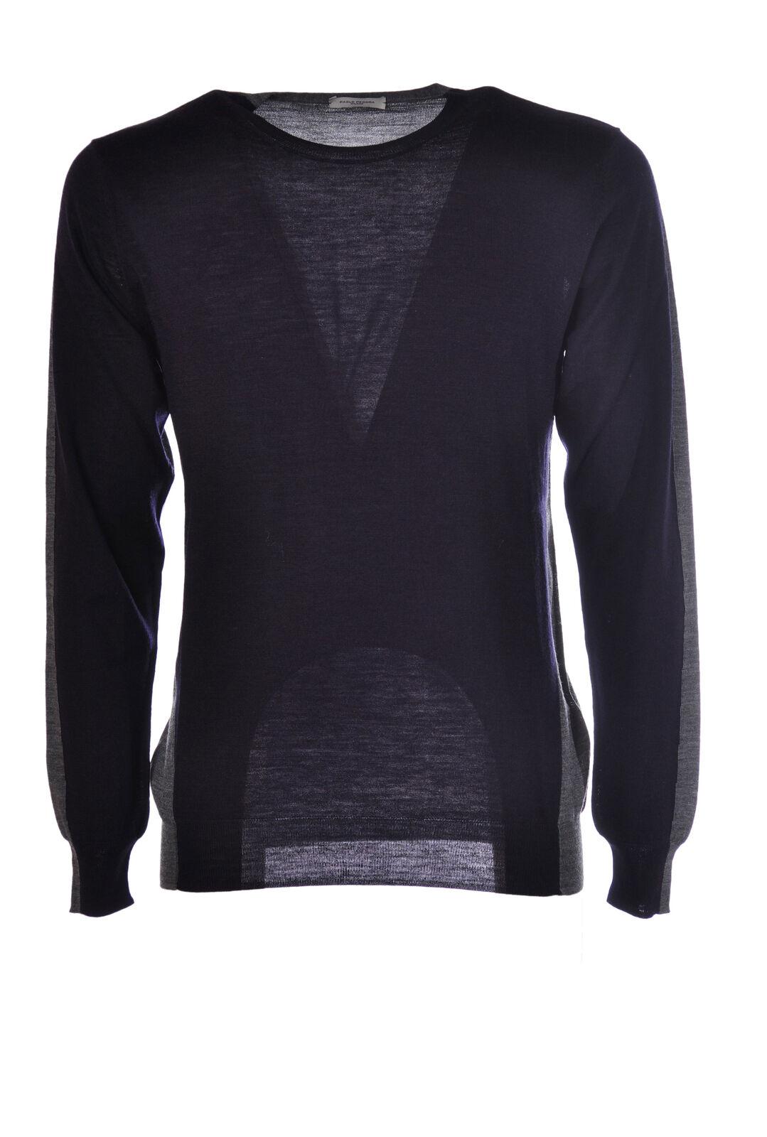 Paolo Pecora  -  Sweaters - Male - Blau - 2778030N173821