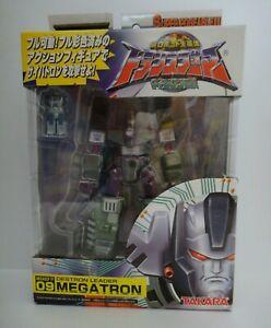 Transformers MEGATRON DESTRON MEGASCF TF-09 Takara Super Collection Figure JAPAN