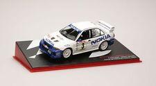Passion du rallye (La) : Miniature Mitsubishi Lancer Evo VI 1/43 - Ixo