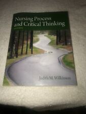 nursing process and critical thinking pdf