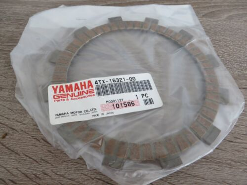 Yamaha Reibscheibe tdm850 tdm900 fzr750 R korklamelle plate Friction