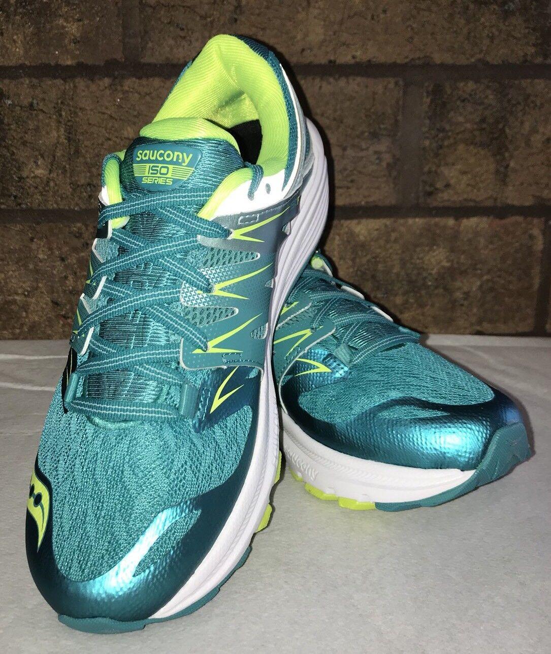Saucony Women's Zealot ISO 2 Running shoes, Tea Cotton Cotton Cotton 1569e3