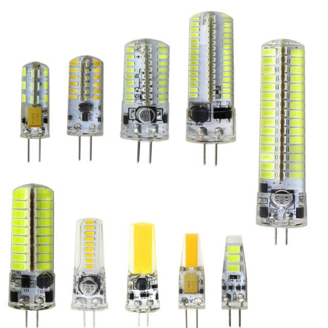 """2x 10-30V DC LED F8T5 Tube Light Lamp Bulb 12/"""" 1FT 4W Cool White for RV trailer"""