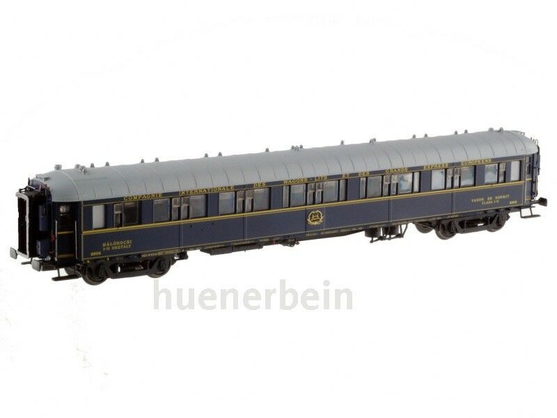 LS Models 49144 CIWL schlafwag Type WL S2 MAV bluee Beige Ep2 with Emblem New + OVP