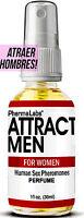 El Secreto Para Atraer Hombres Poderosas Sexo Feromona Humanas Perfume 1oz