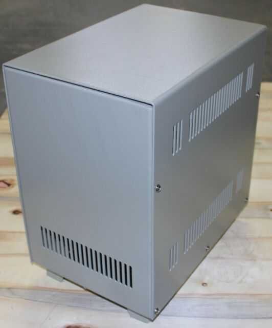 5 KVA Step Up, Single phase power transformer (EI) , 240V input , 415V output