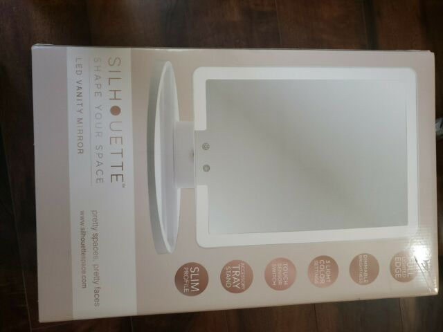 Thinkspace Beauty Lighted Edge 1x Led, Silhouette Led Vanity Mirror Reviews