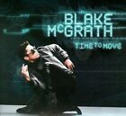 Time to Move [Digipak] by Blake McGrath (CD, 2010, Interscope (USA))
