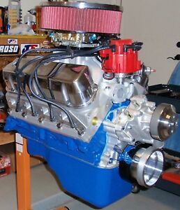 Ford 347 stroker 495 horsepower crate engine pro built new image is loading ford 347 stroker 495 horsepower crate engine pro malvernweather Image collections