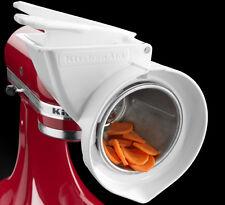 KitchenAid Rotor Slicer Shredder Mixer Attachment RRVSA Slice Fruits REFURB RVSA