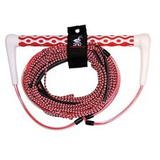 Airhead Dyna-Core Wakeboard Rope  ahwr-6 Black/Red/White Ultr Low Stretch