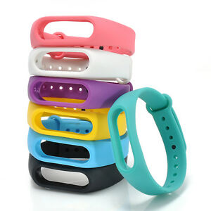 New-Silicone-Wristband-Strap-Bracelet-Replacement-for-Miband-2-Xiaomi-Mi-band-2