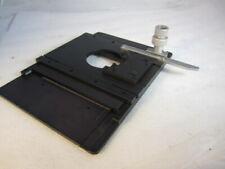 Original Leitz Microscope Stage For Orthoplan Ergolux Amp More