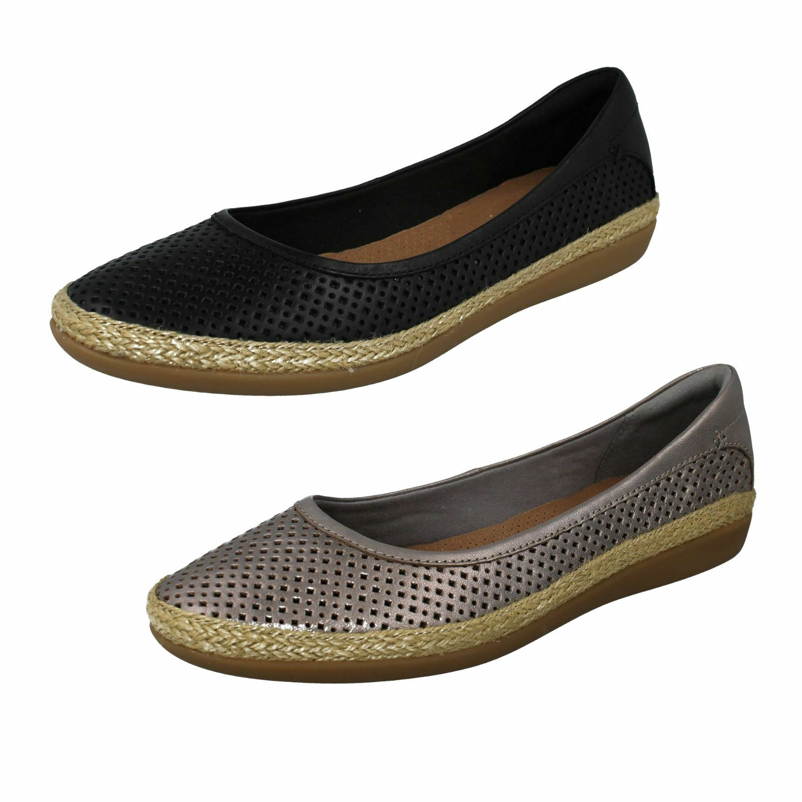 Donna Clarks Scarpe Slip-On - Danelly Adira
