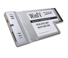 Hauppauge 1193 WinTV HVR-1500 Notebook Express Card/54 HDTV Tuner/Video Recorder