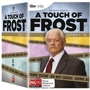 A-Touch-Of-Frost-Series-Complete-Seasons-1-15-DVD-Box-Oz-DVD-Set-Region-4-R4