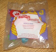 1996 Nickelodeon Tangle Twist A Zoid McDonalds Happy Meal Toy #3