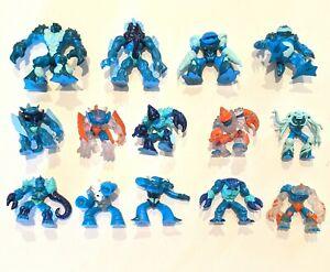 "CHOOSE: Gormiti Sea Tribe PVC Figurines 1.5 to 2.5"" * People of the Sea"
