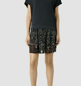 All-Saints-Philomena-Sidney-Embroidered-Skirt-Black-Grey-Navy-Geo-Floral-10