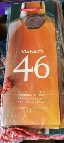 10 Makers mark  46 gift bags new and unused