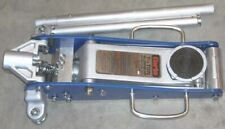 Clarke Ge2154 Aluminum Racing Floor Jack 1 12 Ton 15 Lift Pro Hydraulic Unit