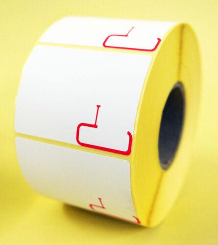 Drucker 58 x 53 mm 850 E.// Rolle Thermohaftetiketten für Bizerba Waagen