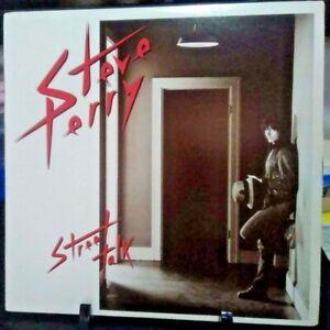 STEVE PERRY Street Talk Album Released 1984 Vinyl Collection USA