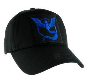 Team Mystic Blue Pokemon Go Hat Baseball Cap Alternative Clothing ... 56bce6bef8e6