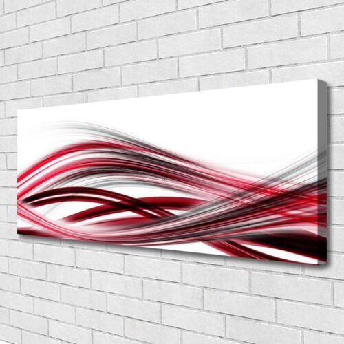 Leinwand-Bilder Wandbild Canvas Kunstdruck 125x50 Abstrakte Kunst Kunst