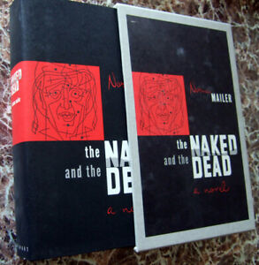 1948-First-Edition-Facsimile-The-Naked-and-the-Dead-Norman-Mailer-Exc-w-Case