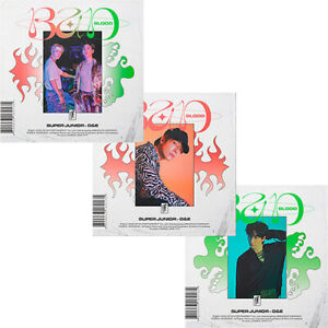 SUPER-JUNIOR-D-amp-E-BAD-BLOOD-4th-Mini-Album-CD-Photo-Book-Sticker-Card-Poster-GIFT