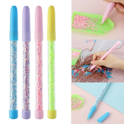 Crafts Sewing Accessories Point Drill Pen 5D Diamond Painting Cross Stitch Tool