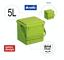 Indexbild 1 - Rotho Kompost-Eimer Bio-Mülleimer Tisch-Abfall Komposter mit Deckel Filter 4,5 l