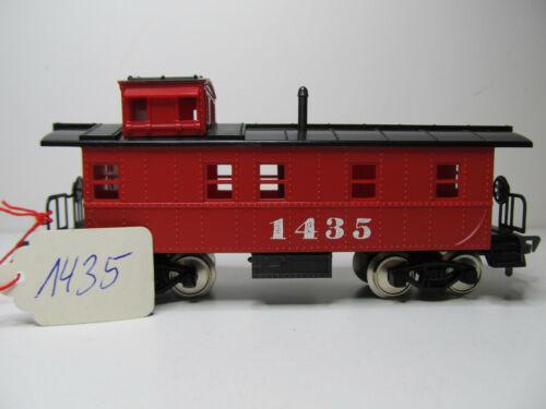 TOP ! US Güterwagen mit Brhs Fleischmann H0 1435 196HO rot