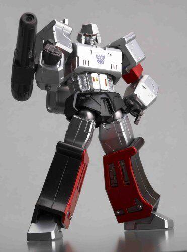 Kb11 Transformers Revoltech Super Poseable Action Figure Megatron
