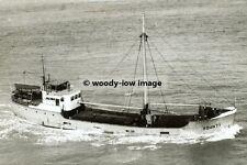 rp3957 - Dutch Coaster - Bounty , built 1936 - photo 6x4